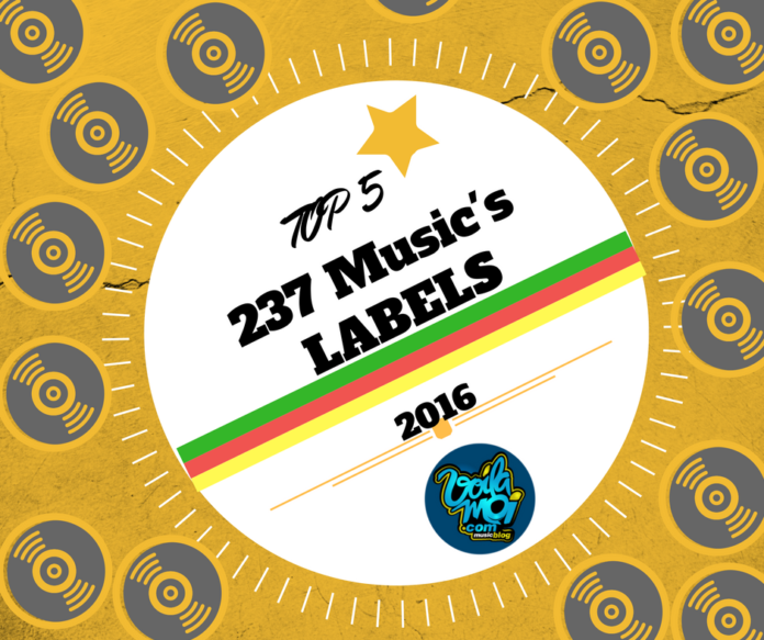 Labels Camerounais 2016