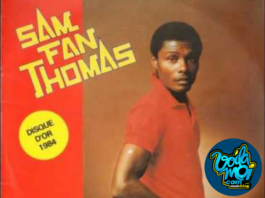 Sam Fan Thomas Afrian Typic collection 1984