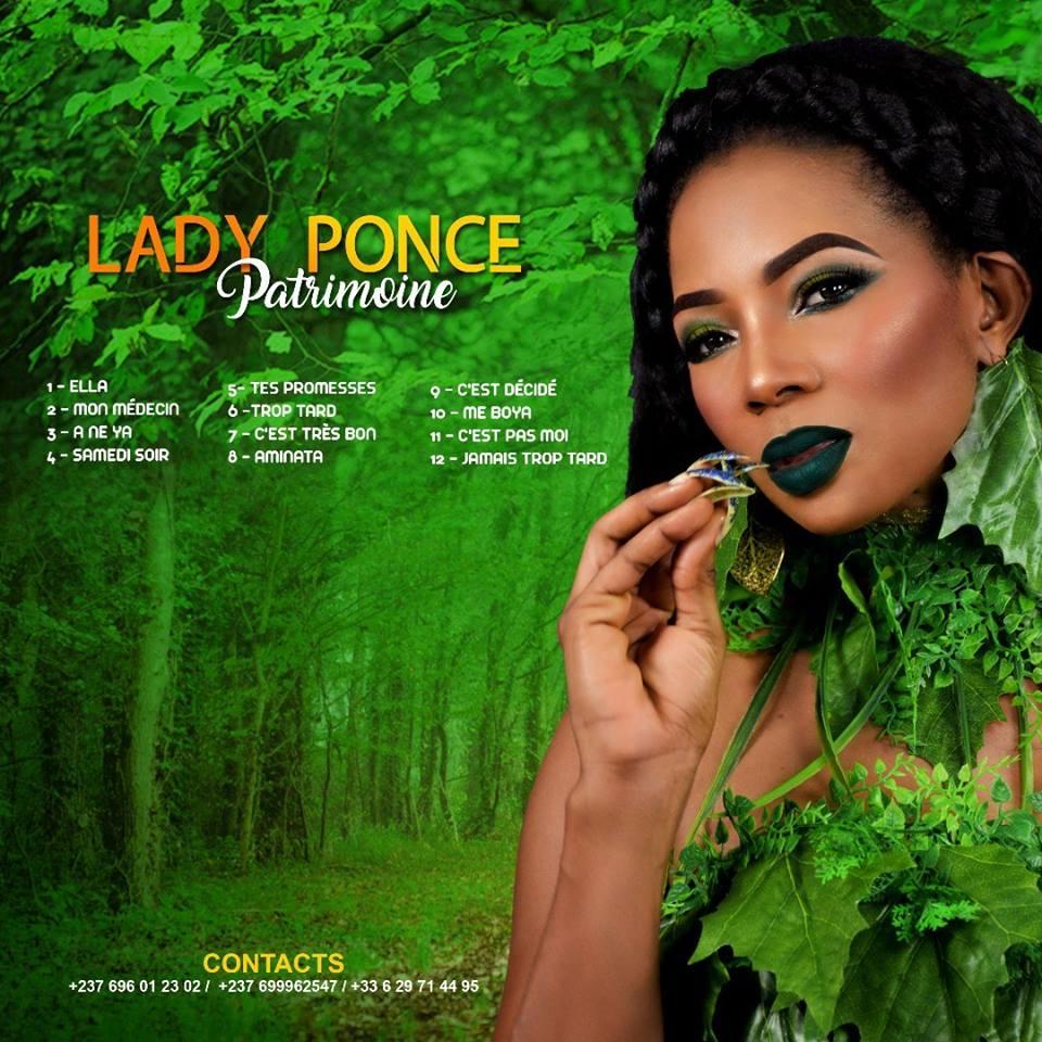 patrimoine de lady ponce